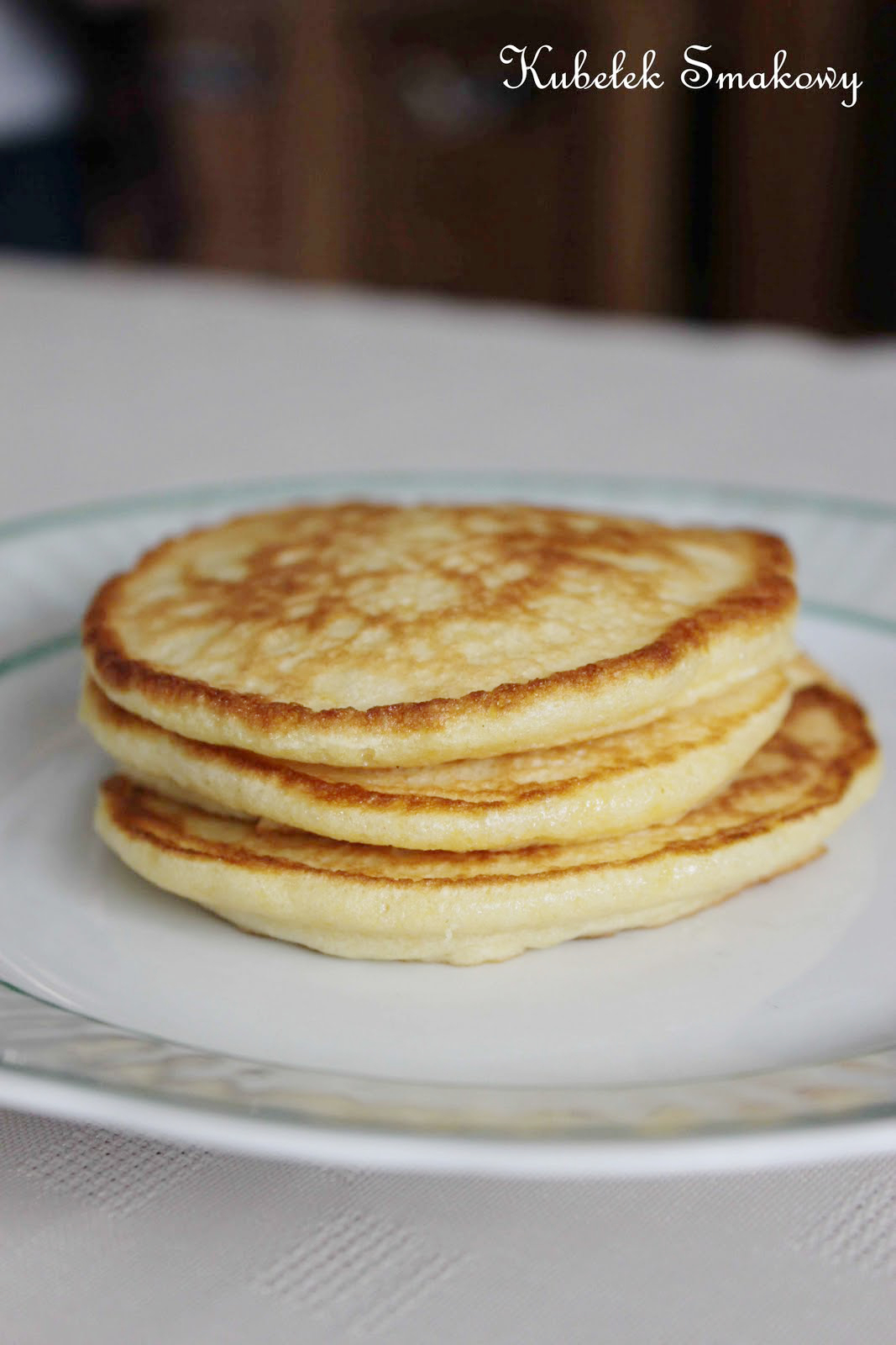 placuszki śniadaniowe - przepis