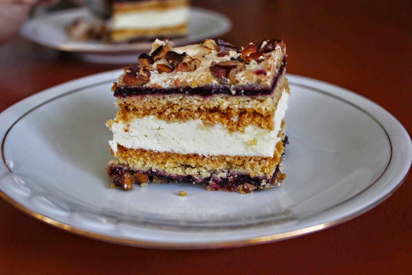 ciasto Pani Walewska (Pychotka) - przepis