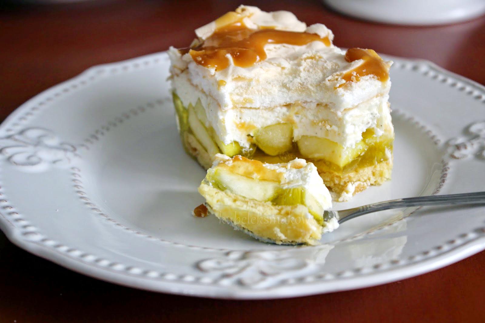 ciasto jabłkowa chmurka przepis