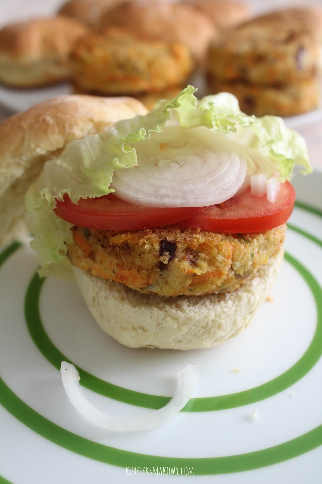 wege burgery z ciecierzycy - przepis