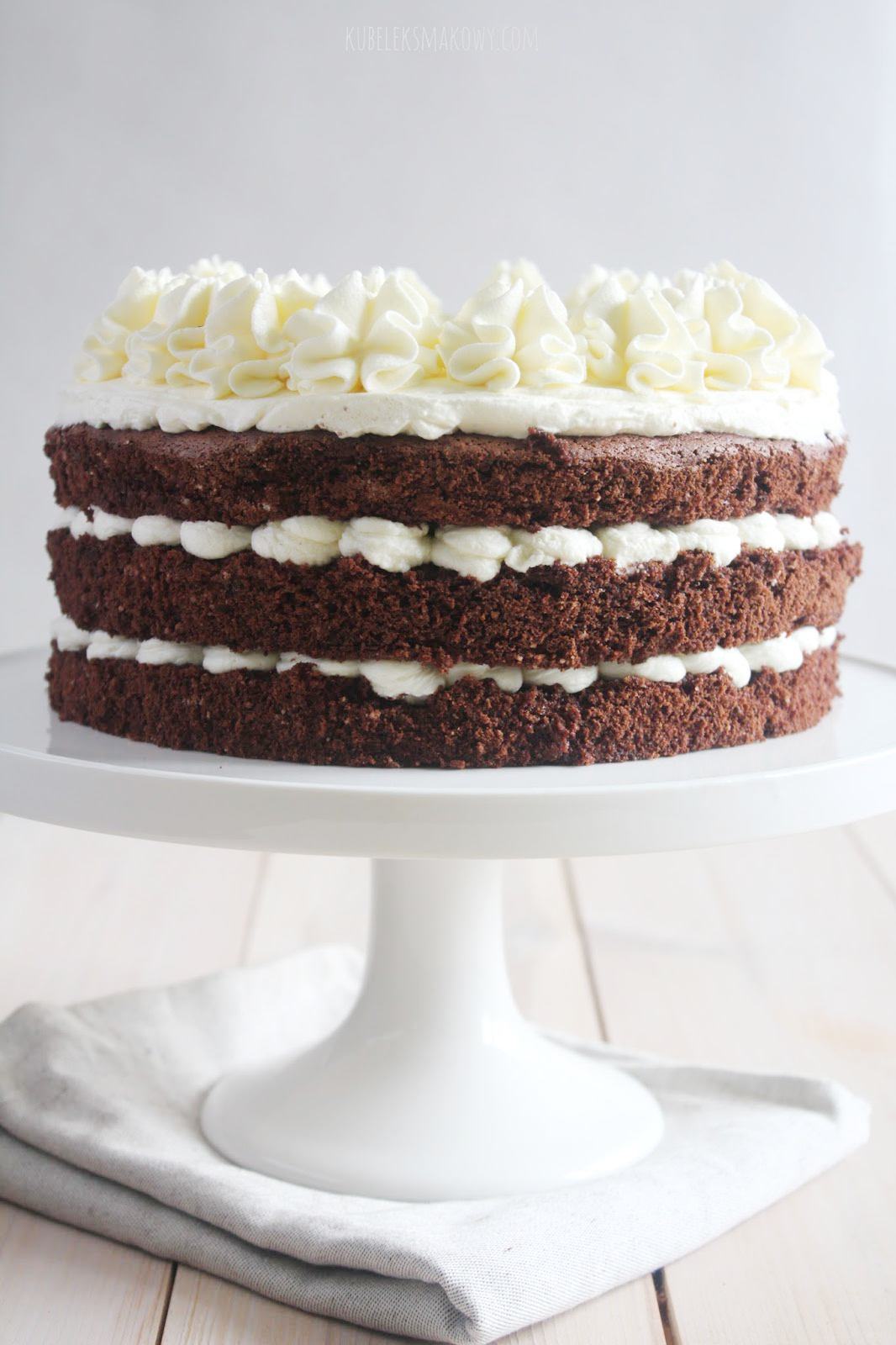 ciasto wuzetka - przepis