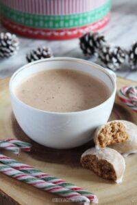 gorąca czekolada w proszku - przepis