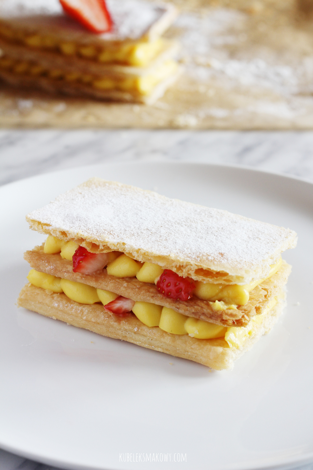 mille feuilleprzepis