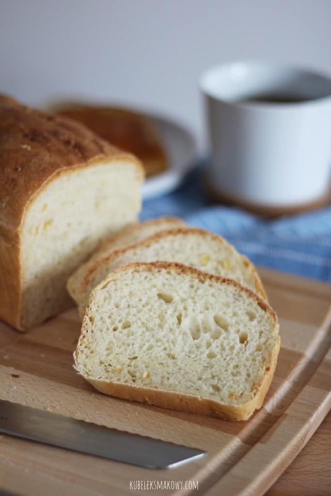 chleb ze skórką pomarańczową - przepis