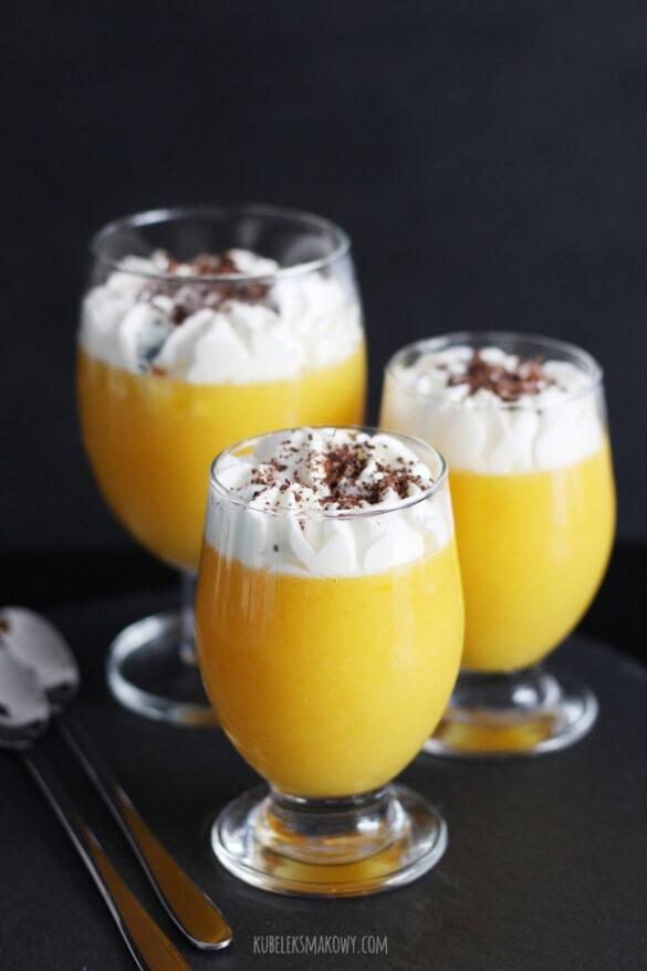 domowa galaretka pomarańczowa - przepis